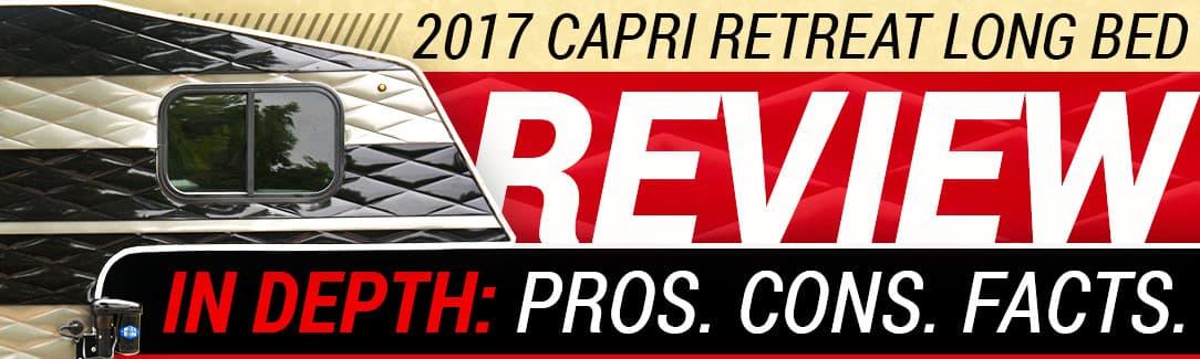Capri Camper Review