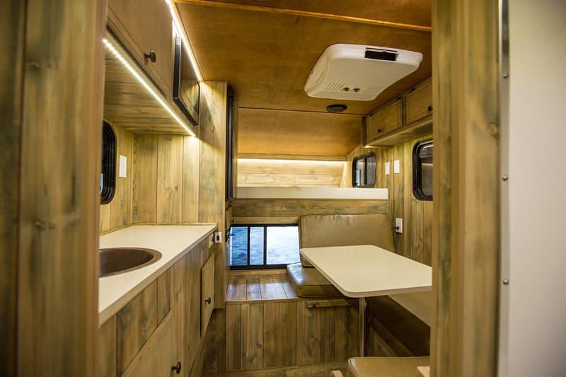 capri camper interior autos post. Black Bedroom Furniture Sets. Home Design Ideas