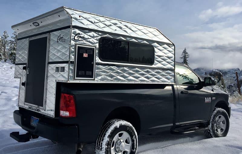 2018 Capri Camper Updates Truck Camper Magazine
