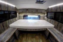 Capri Cowboy Camper interior base