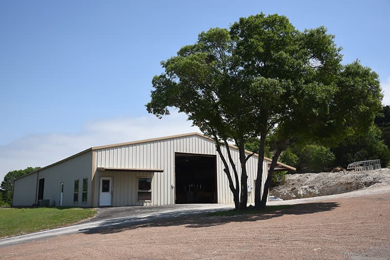 Capri Factory Building