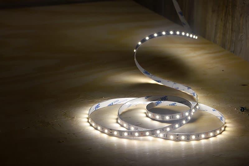 Capri Campers 3M LED strip tape