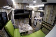 Capri Retreat Super Short Bed Camper with The Works