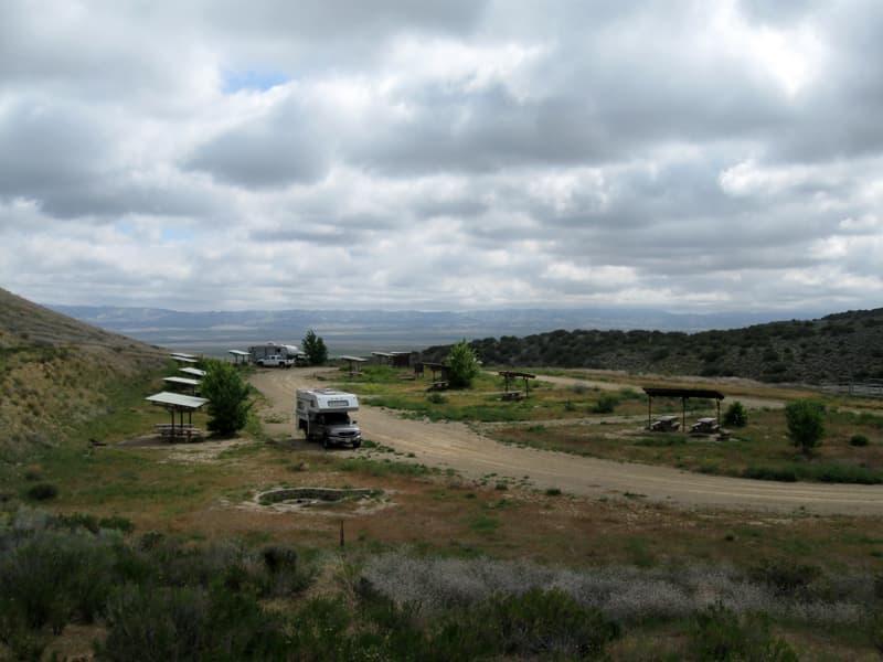 Carrizo Plain - California
