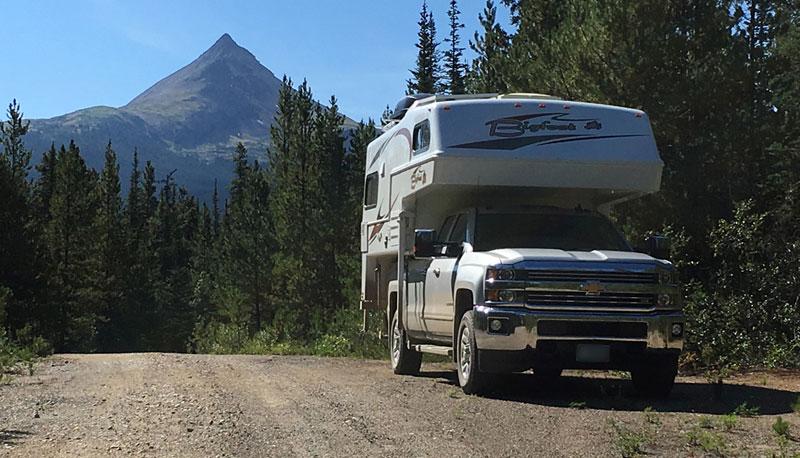 Cassier Highway Campsite