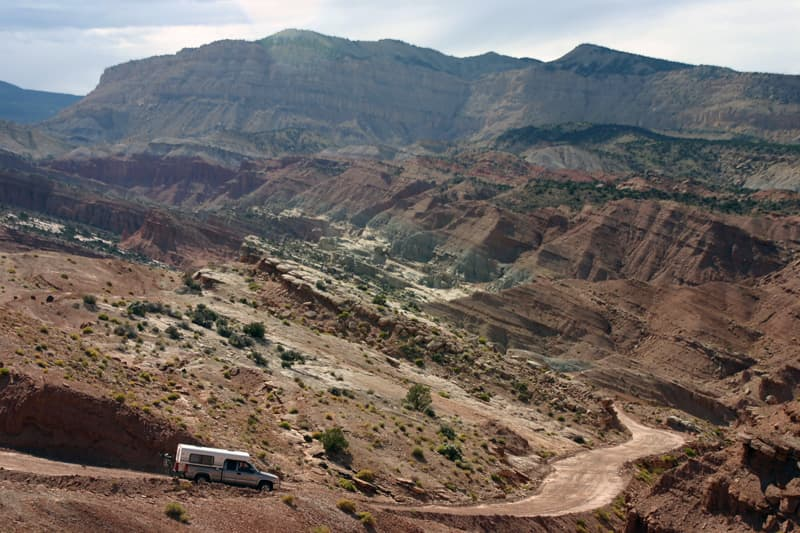 Cathedral-Valley-in-Capitol Reef-Natinal-Park