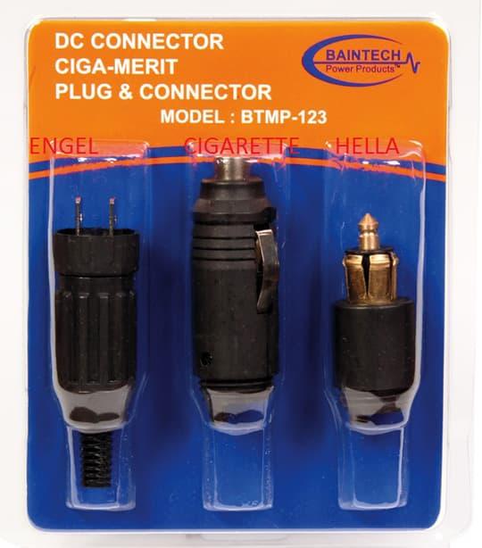 12 volt 3 plugs