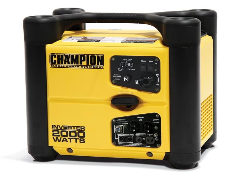 Champion 2000-watt inverter