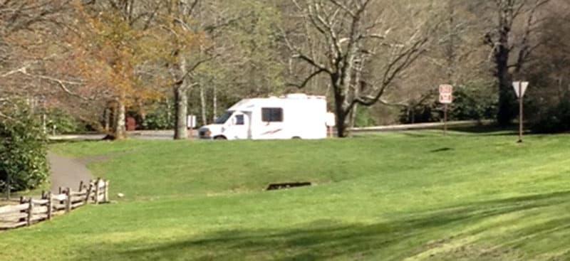 Born Free camper