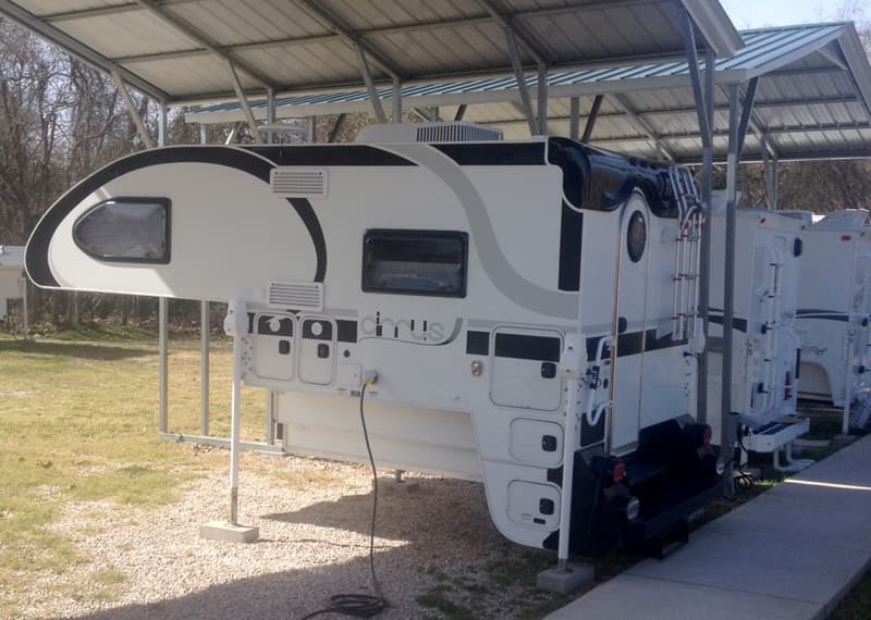 Cirrus 800 Campers Covered at Pine Tree RV