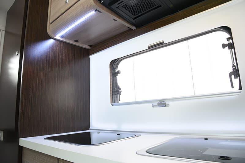 Cirrus 820 kitchen flat surface