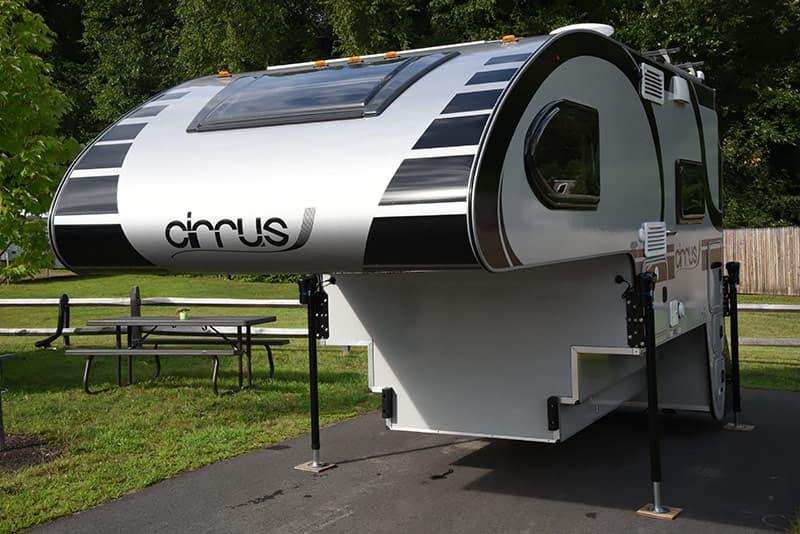 2017 Cirrus 820 Truck Camper