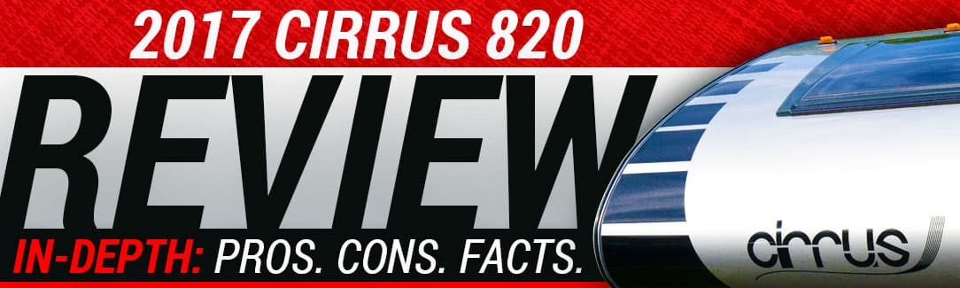 Cirrus 820 Review