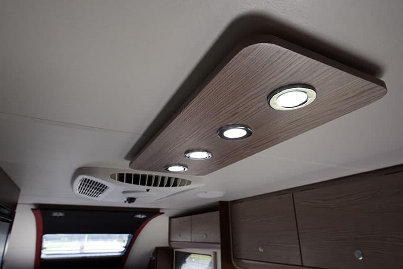 Cirrus 920 Air Conditioner Chandelier