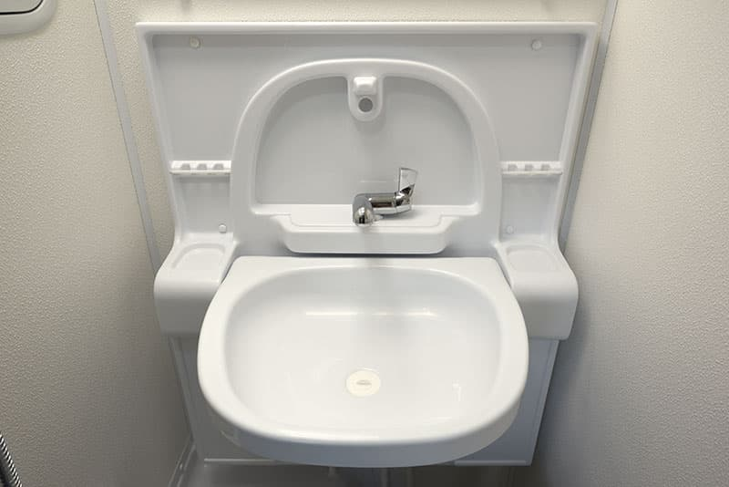 Cirrus 920 Bathroom Fold Down Sink
