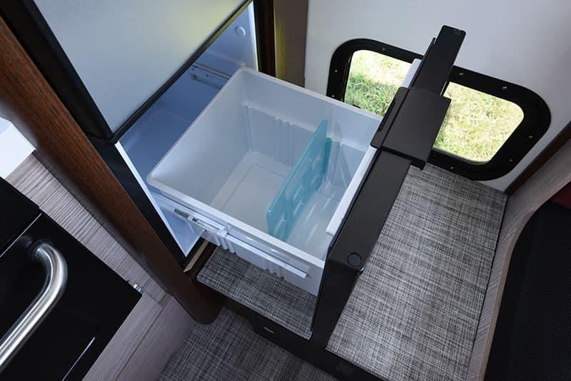 Cirrus 920 Thetford N3141 Refrigerator Lower Drawer
