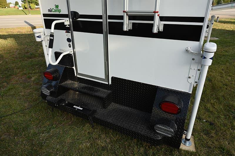 Cirrus 920 Rear Entry Bumper