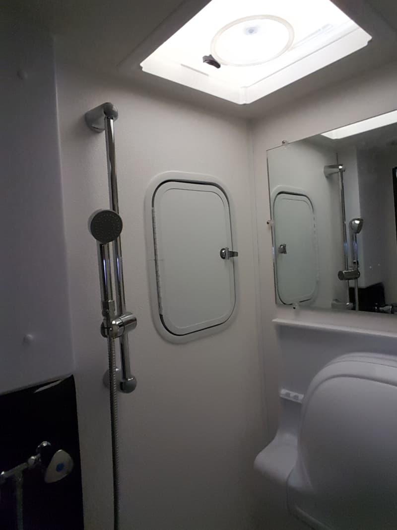 Cirrus 920 wet bath