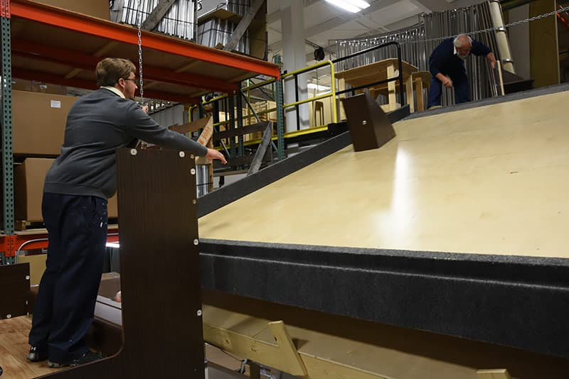 Cirrus factory flying penguin cabinetry