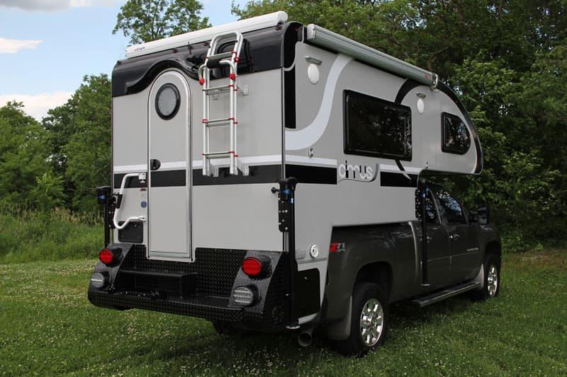 Cirrus Camper bumper