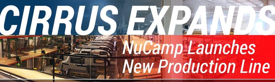 Cirrus Expands Truck Camper Factory