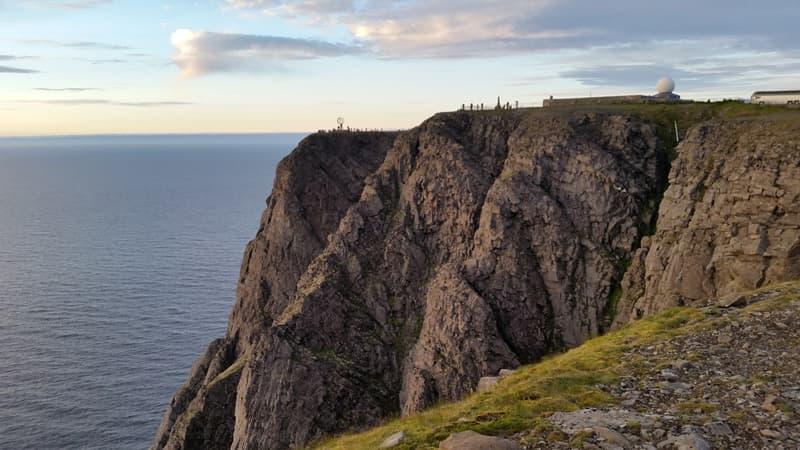 Cliffs Of Nordkapp