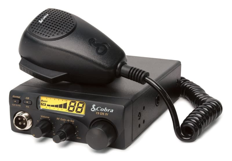 Cobra 19DXIV Radio