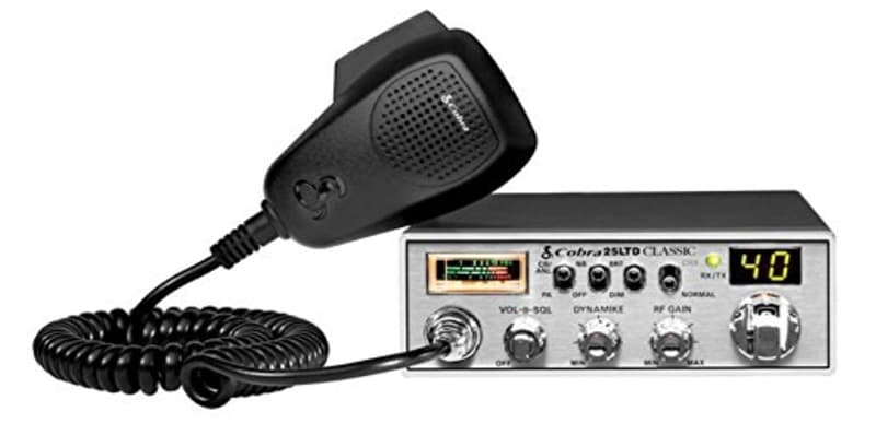 Cobra 25 LTD Radio CB
