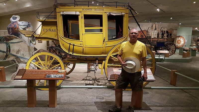 Cody Museum in Wyoming