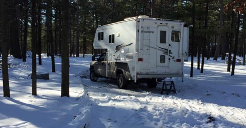 Adventurer Camper Four Season Camping