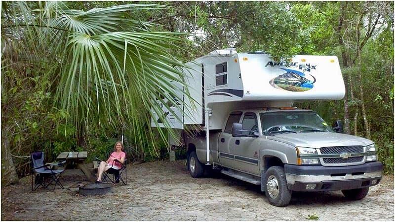 Collier Seminole State Park, Florida