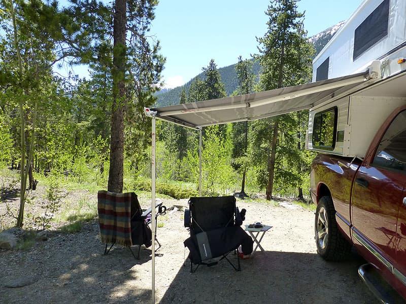 Colorado Rockies, Twin Lakes
