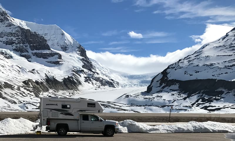 Columbia Icefields Rockies Canada