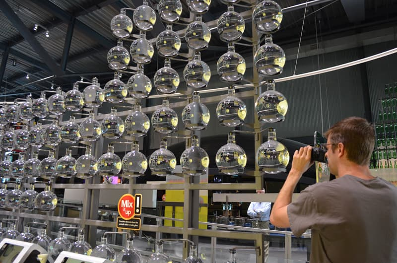 Corning Museum Glass Balls