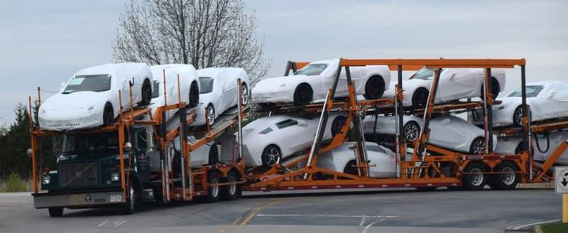 Corvettes Bowling Green, Kentucky