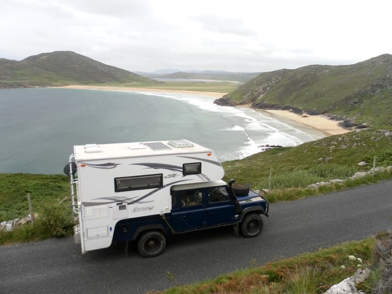 County Donegal beaches, Ireland