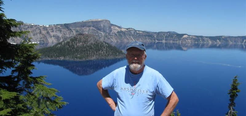 Crater Lake, Oregon, Ramblin Ralph