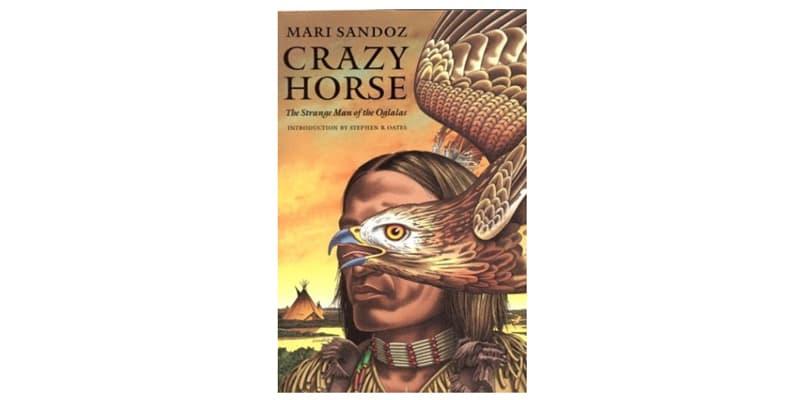 Crazy Horse Book Mari Sandoz
