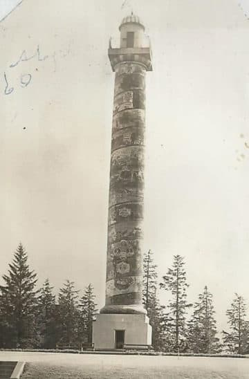 Astoria Tower in 1931