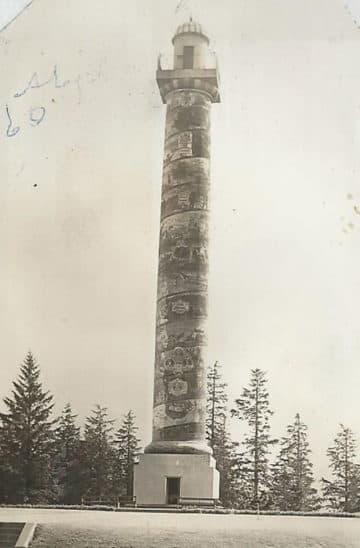 Astoria Tower in 1931