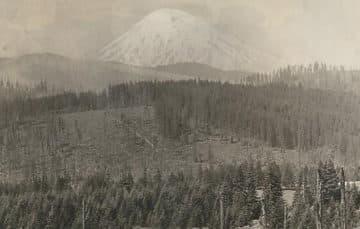 Mt-St-Helen Washington