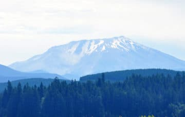 Mt-St-Helen Washington in 2015