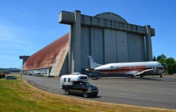 Tillamook Air Museum 2015