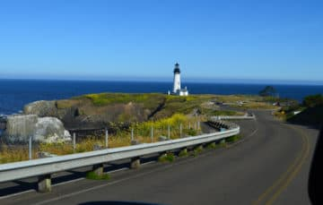 Yaquina lighthouse 2015