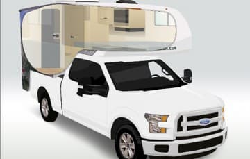 Cruise-America-Truck-Camper-Cut-Away
