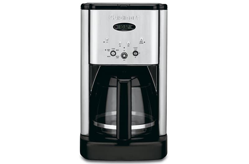 Cuisinart DCC 1200 Brew Central 12 Cup Programmable Coffeemaker