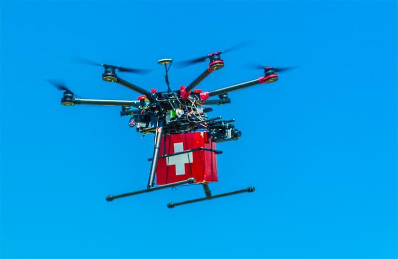 DJI Mavic Drone Search And Rescue