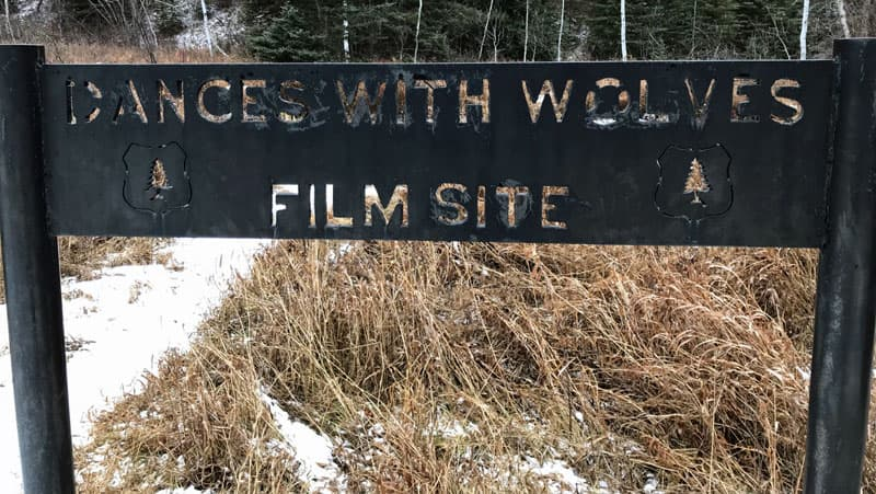 Dances With Wolves Film Site