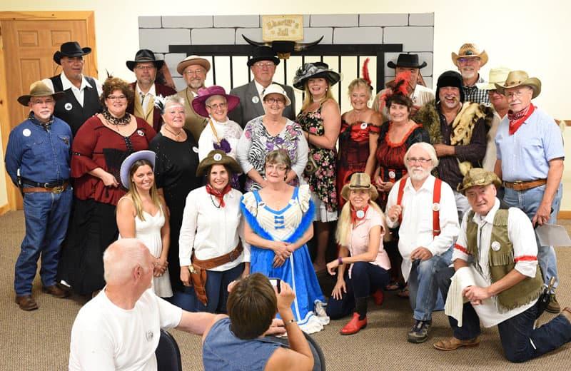 Deadwood Saloon Cast