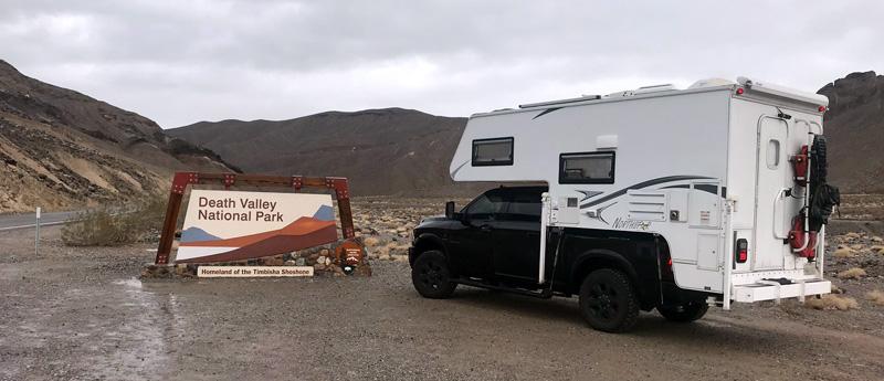 Death Valley NP Northstar Camper